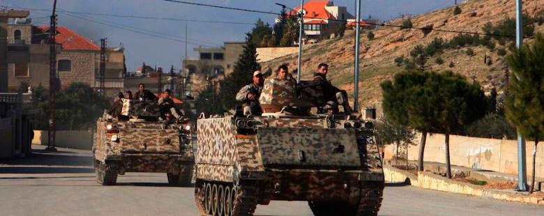 Army in Lebanon