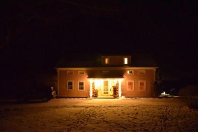 Main house at Pumpkin Hollow Retreat Center