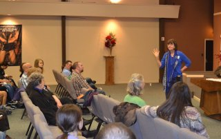 Celebrating Together, Discipleship Workshop