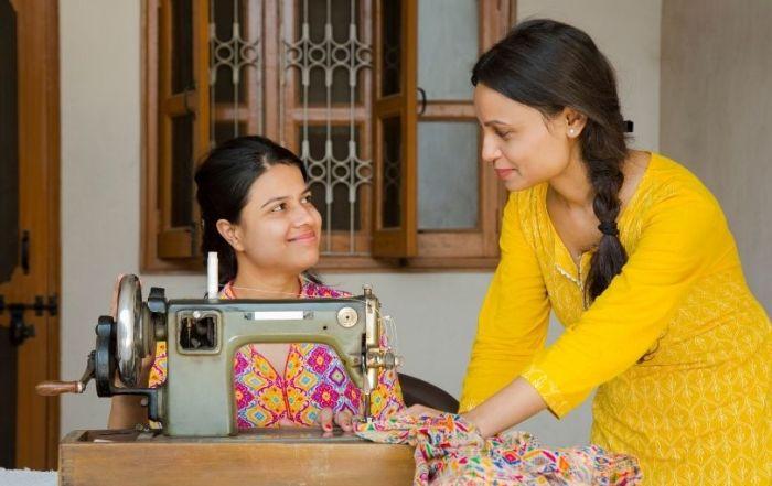 Bangladeshi Sewing School Builds Faith