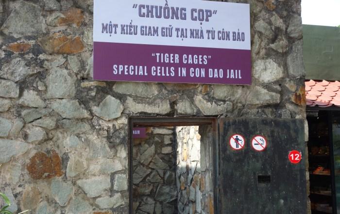 tiger cage Ho Chi Minh City