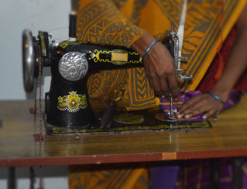 Sewing & Discipleship Schools in India
