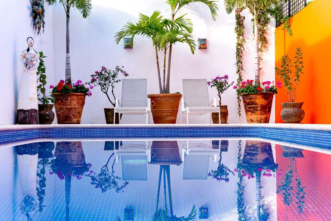 Pool Nostalgia by Ian Davis