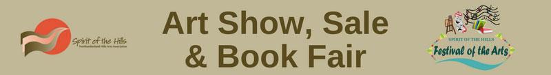 Art Show, Sale & Book Fair