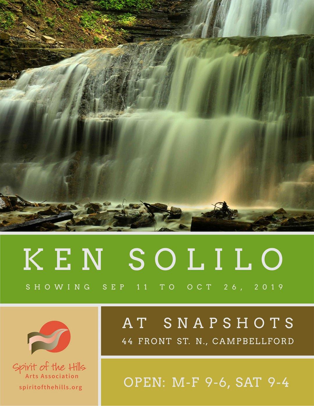 Ken Solilo Photography at Snapshots