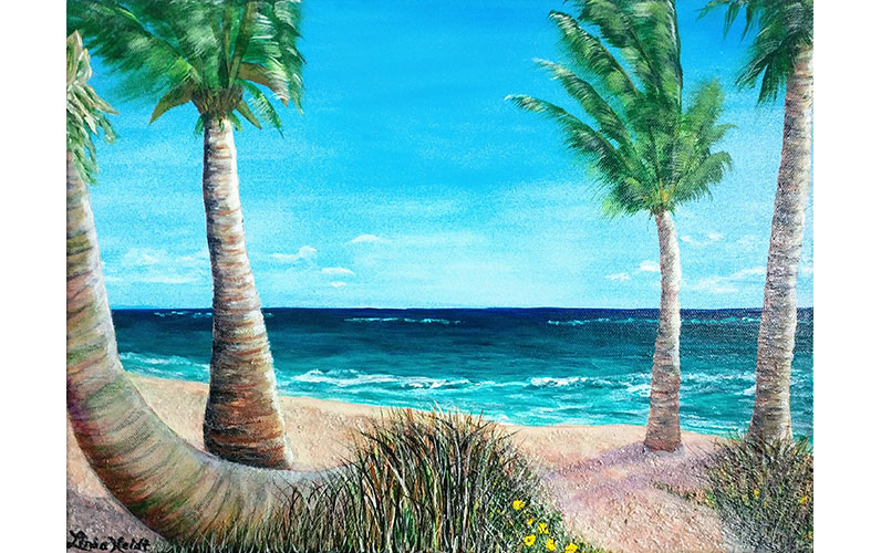 Key West by Linda Heidt