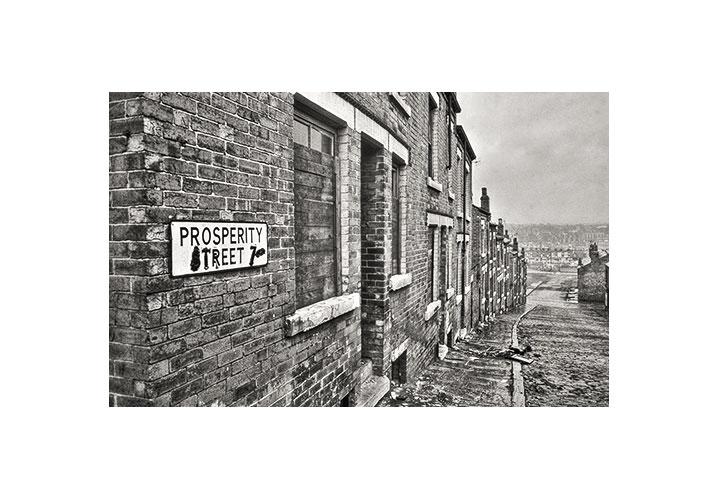 Prosperity Street by Brian Tyson