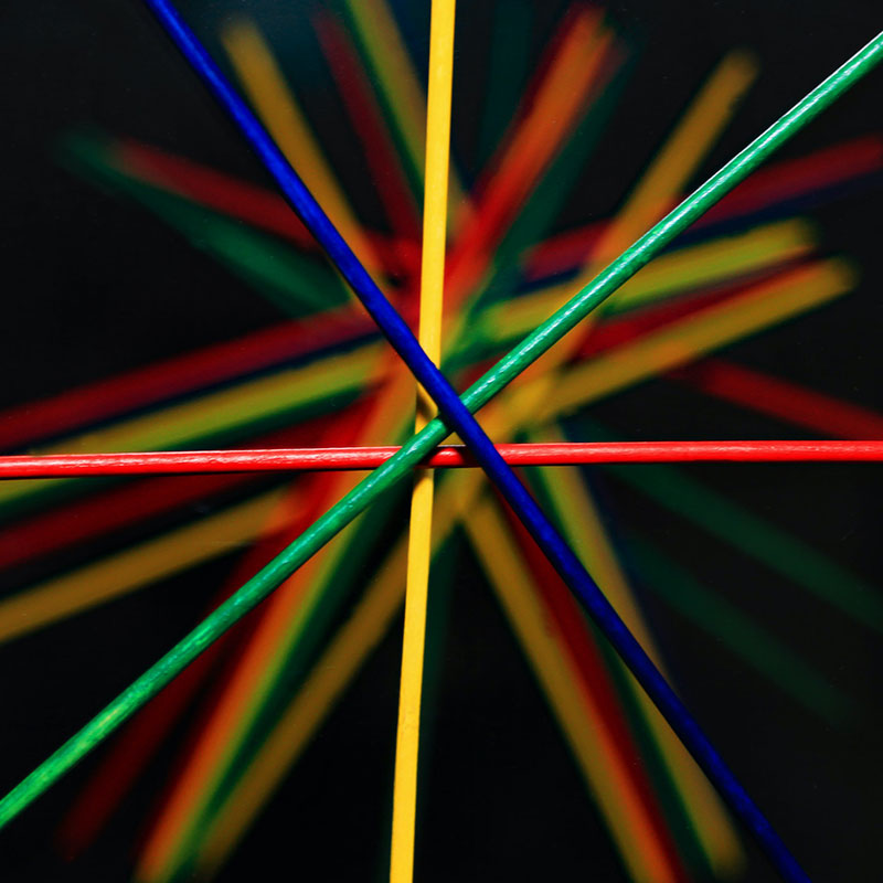 Sticks by Ken Solilo