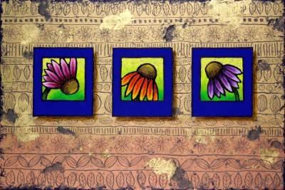 Three Graces by Dorothy Siemens