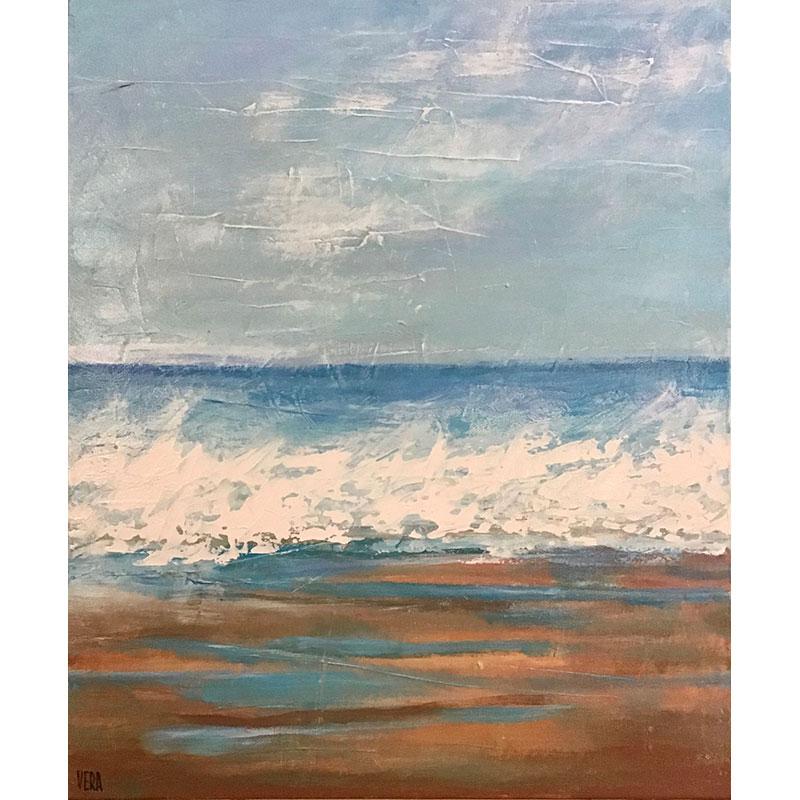 Beach Pools by Vera Litynsky