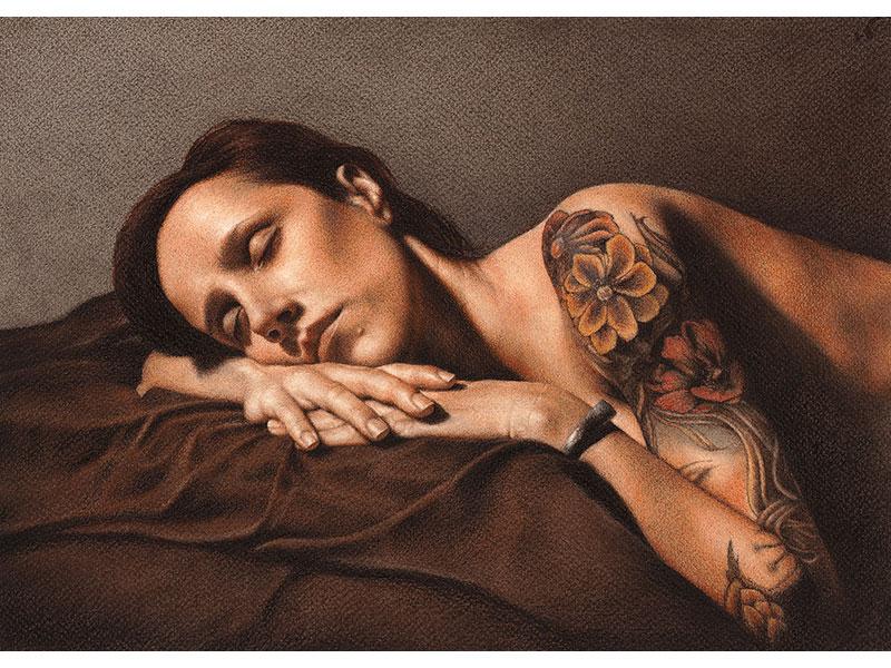 At Peace by Jeffrey Weekes