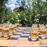 Tuscan Wedding dama drinks Spirito Toscano 3