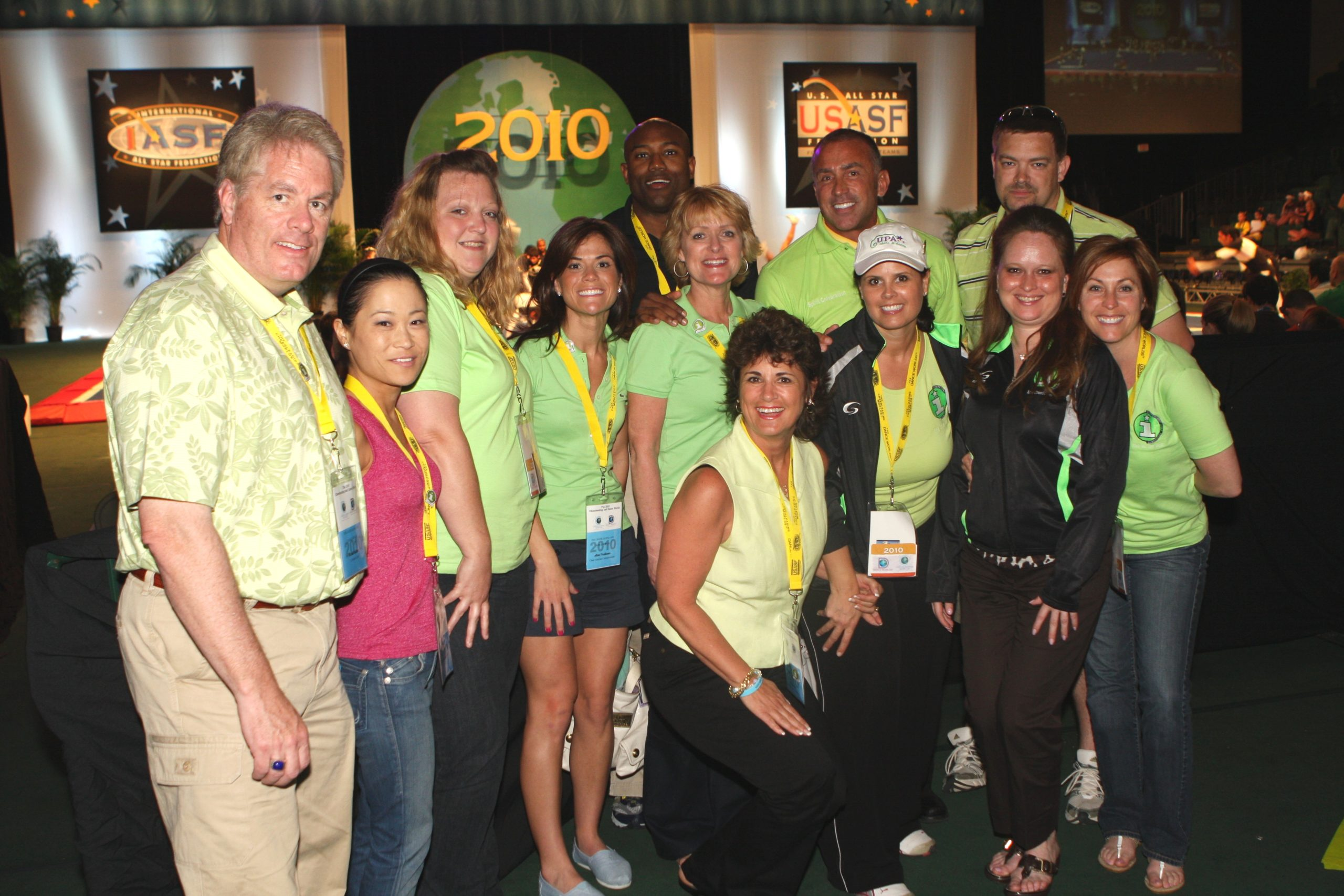 IEP Members At Worlds 2010