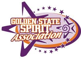 Golden State Spirit Association Logo