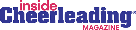 Inside Cheerleading Magazine Logo