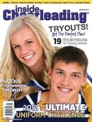 Inside Cheerleading Uniform Issue 2012