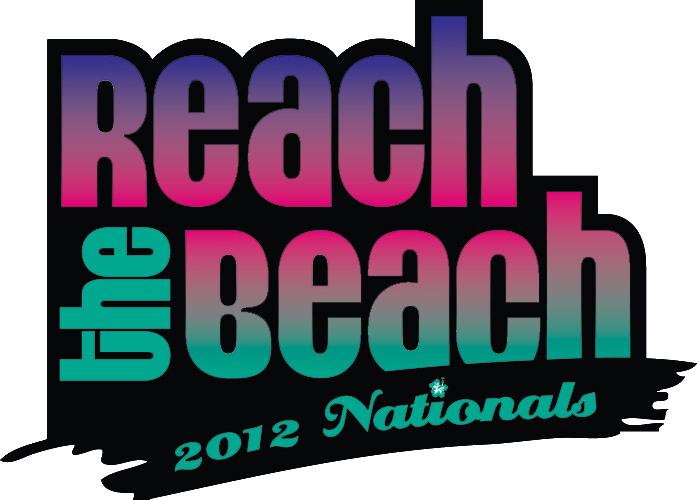 ACDA Reach the Beach Logo
