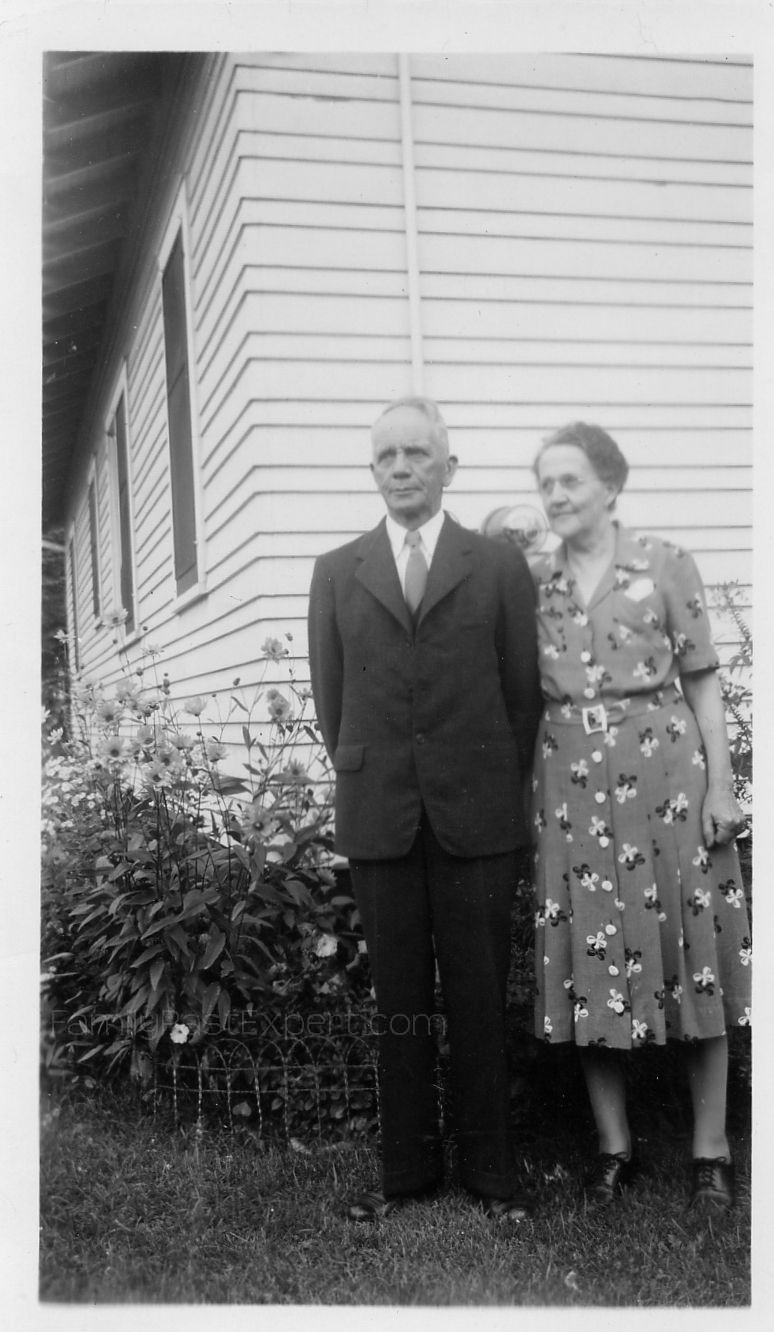 Fred and Alice Aschbrenner.