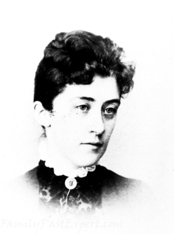 Gertrude Lovin Boyce.