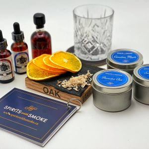 Cocktail Smoking Kit