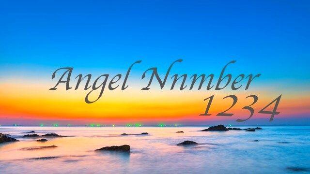 エンジェルナンバー 1234
