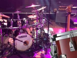 scène batterie yamaha maple custom - spiritual drummer