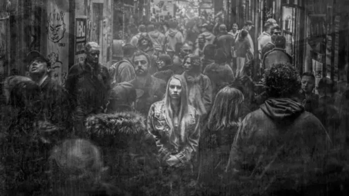 人混み 雑踏 人間関係 エンパス