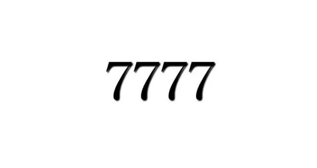 エンジェルナンバー「7777」を見た時の重要な8の意味