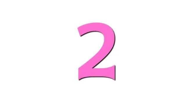 数秘術ライフパスナンバー「2」の性格・恋愛・仕事…全部解説