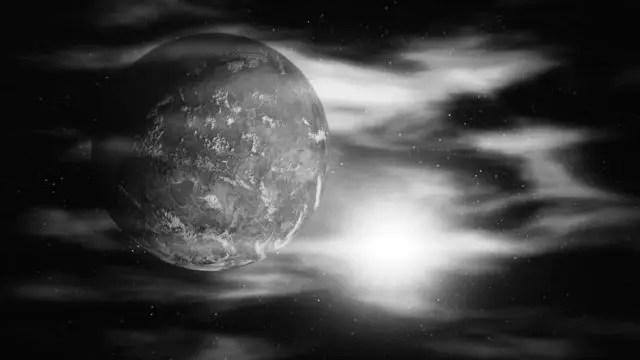 金星 宇宙 太陽 星雲 惑星