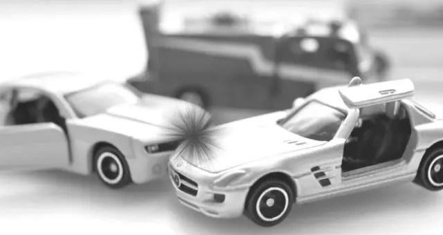 交通事故 消防車