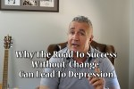 why the road to success can lead to depression