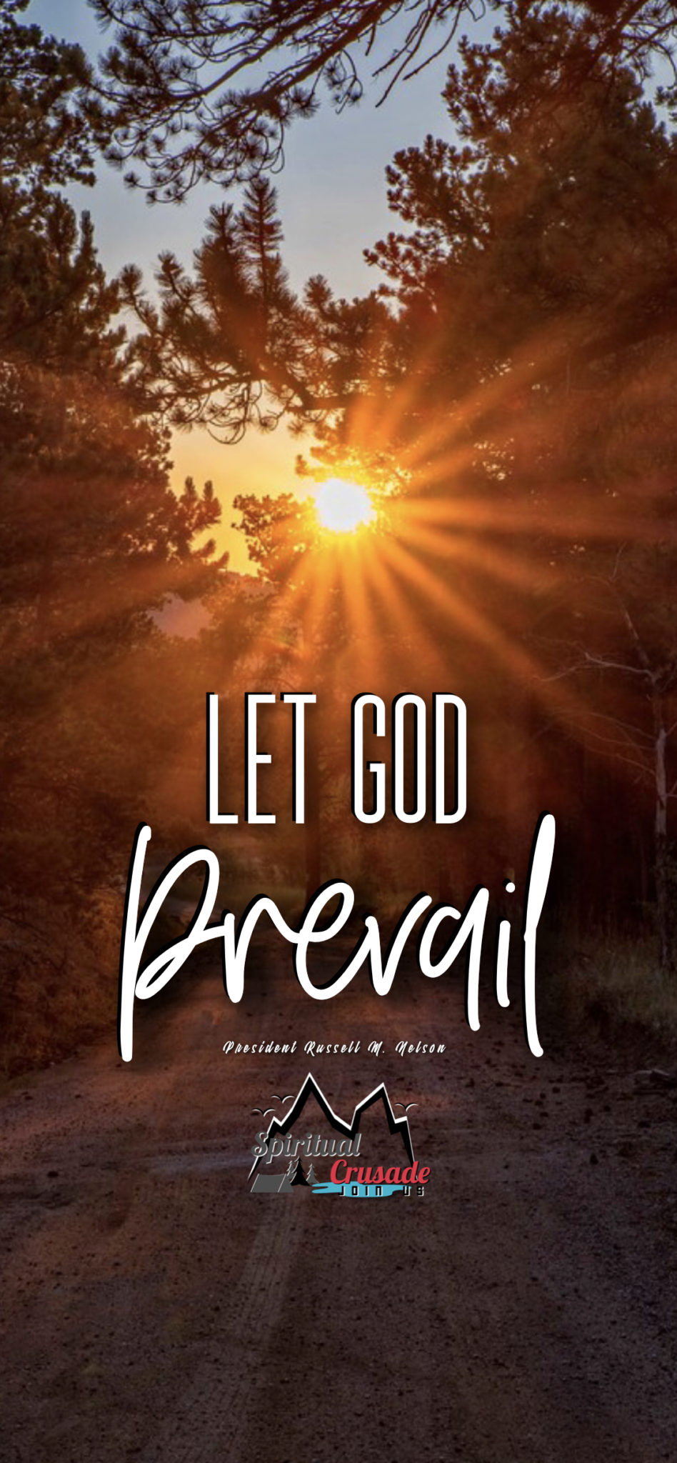 Let God Prevail | Spiritual Crusade