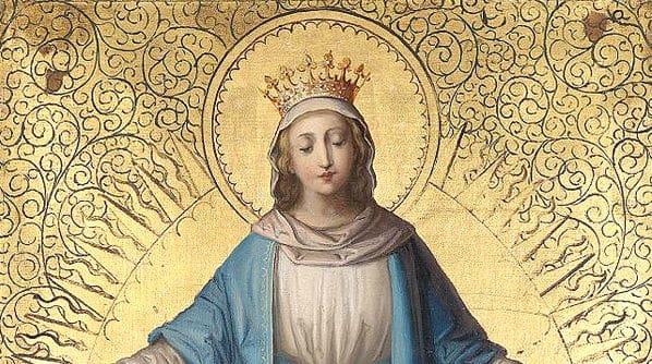 hail holy queen memorial