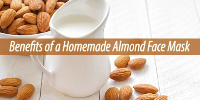 Benefits of a Homemade Almond Face Mask - Natural Home ...