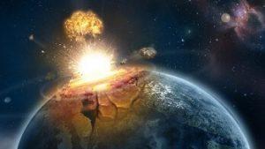 perturbação cósmica