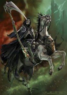 O quarto cavaleiro do apocalipse
