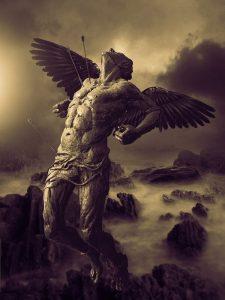 Supernatural Angels Falling Wallpaper Asmodeus The Demon The Creature Of Judgment Fallen Angel