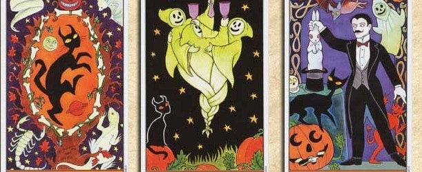 Halloween, Tarot, and Archetypes