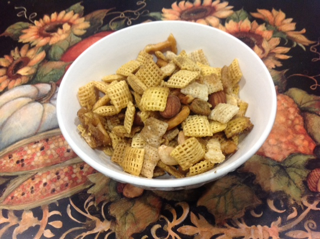 Gl;ute-Free Chex Party Mix