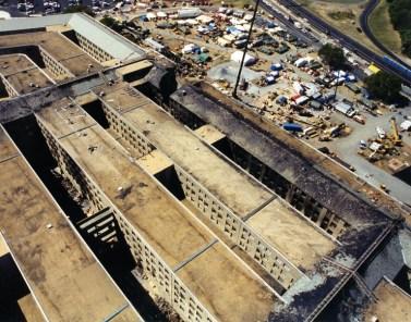 9-11 Pentagon Overhead 1
