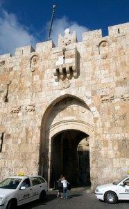 Löwentor Jerusalem