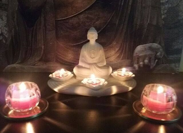 Spiritualité de l'être : Créer son espace sacré de méditation