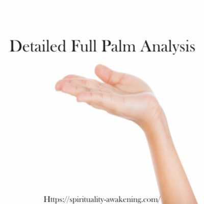 Detailed Full Palm Analysis
