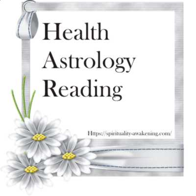 Health Astrology Reading
