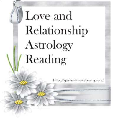 Love and Relationship Astrology Reading