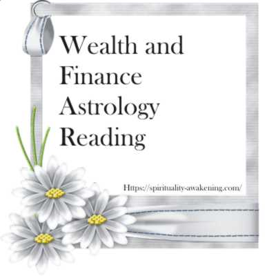 Wealth and Finance Astrology Reading