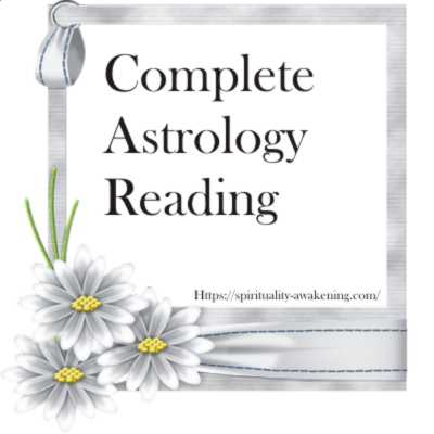 complete astrology reading