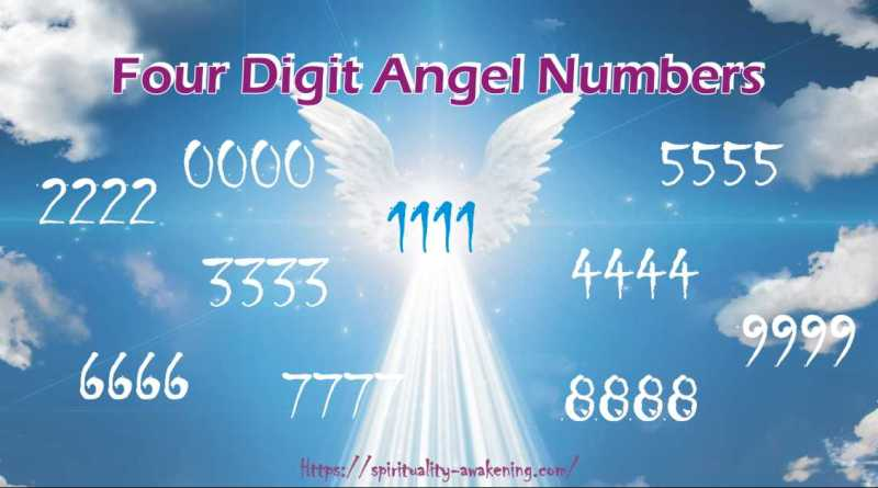 four digit angel numbers