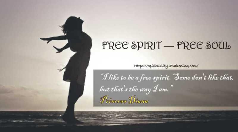 free spirit free soul